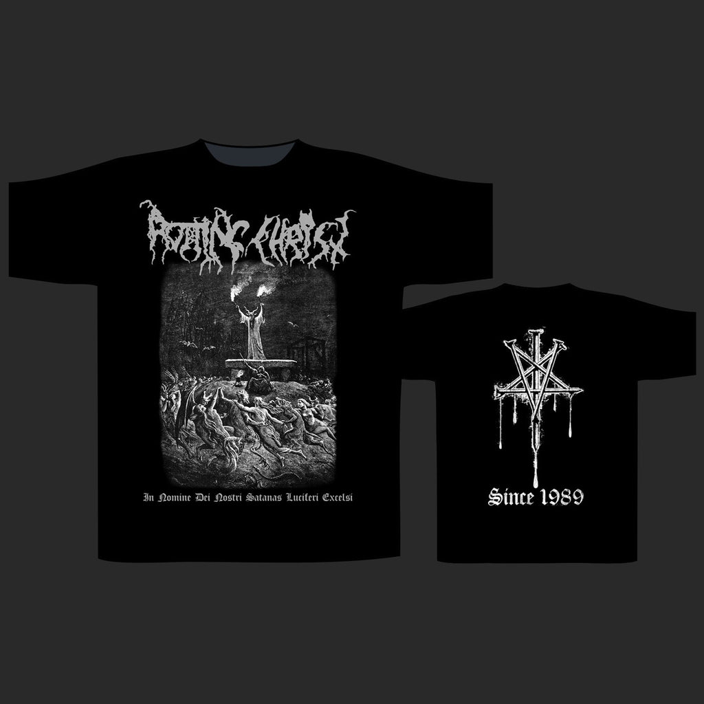 Rotting Christ - In Nomine dei Nostri Satanas Luciferi Excelsi (T-Shirt)