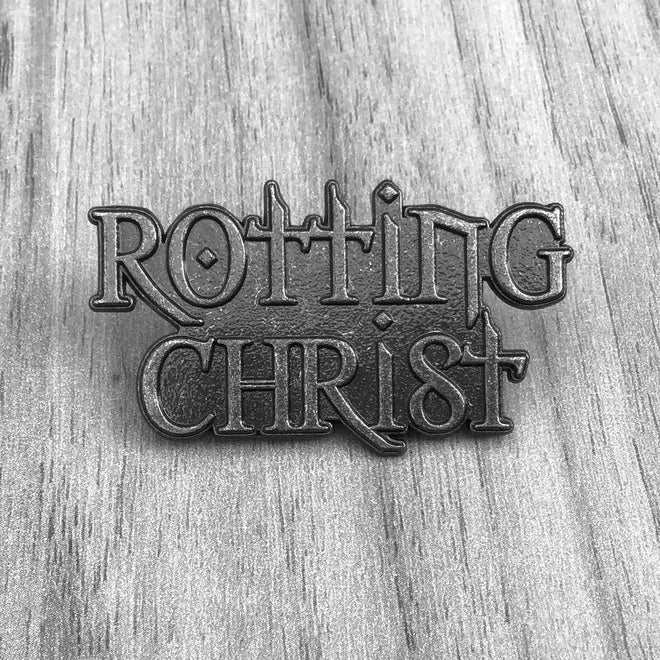Rotting Christ - Logo (Metal Pin)