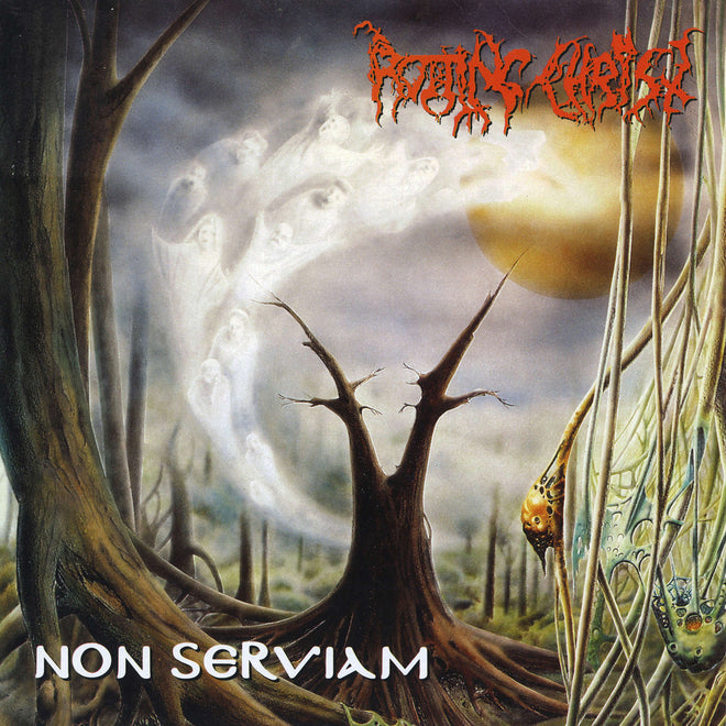 Rotting Christ - Non Serviam (2019 Reissue) (CD)