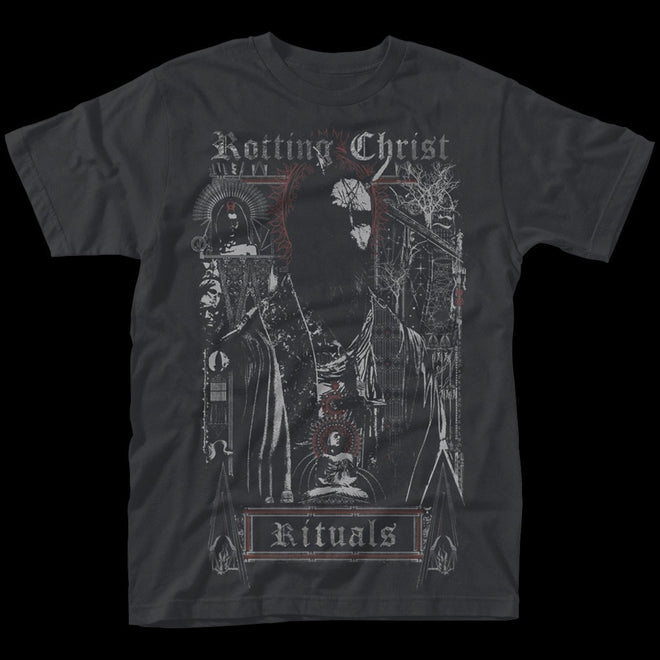 Rotting Christ - Rituals (T-Shirt)
