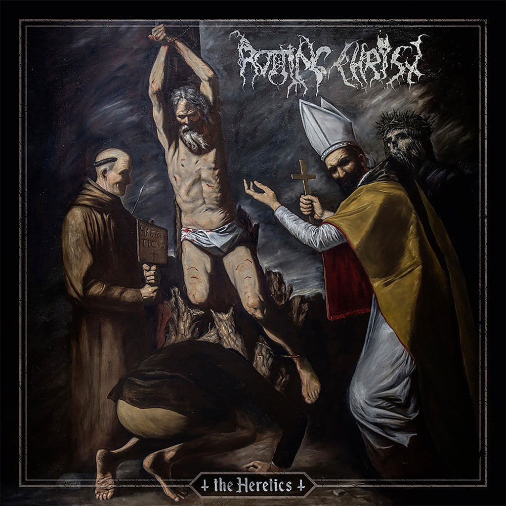 Rotting Christ - The Heretics (White Edition) (LP)