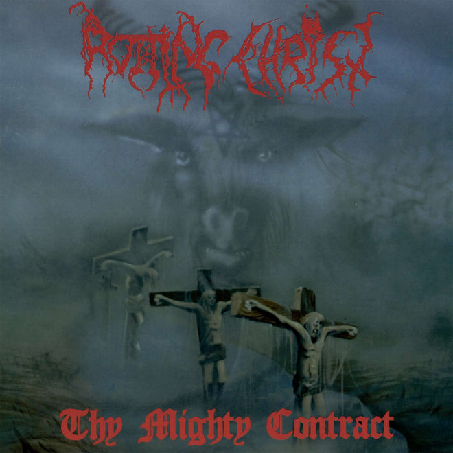 Rotting Christ - Thy Mighty Contract (2019 Reissue) (CD)