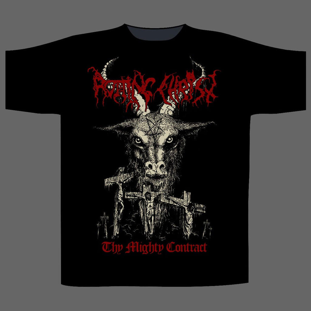 Rotting Christ - Thy Mighty Contract (T-Shirt)
