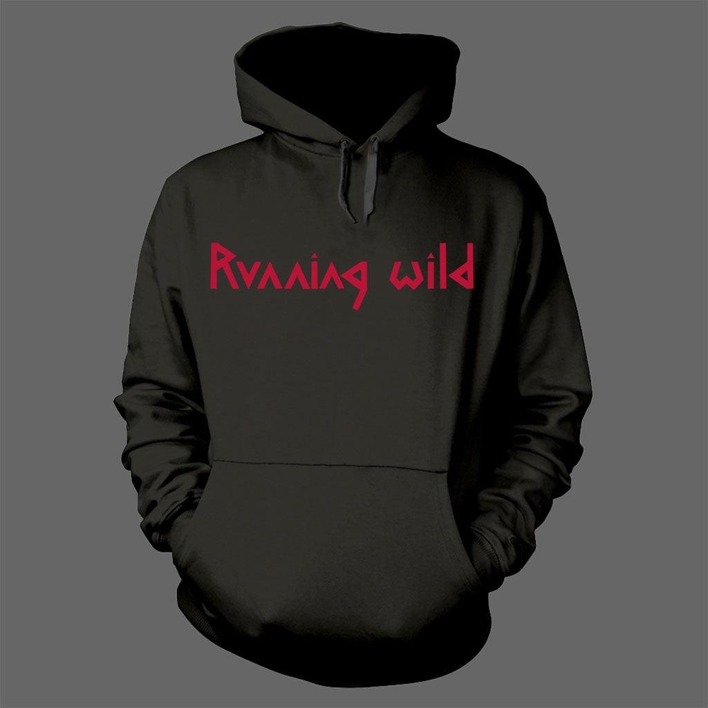 Running Wild - Captain Adrian / Under Jolly Roger (Hoodie)