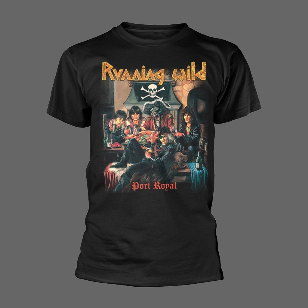 Running Wild - Port Royal (T-Shirt)