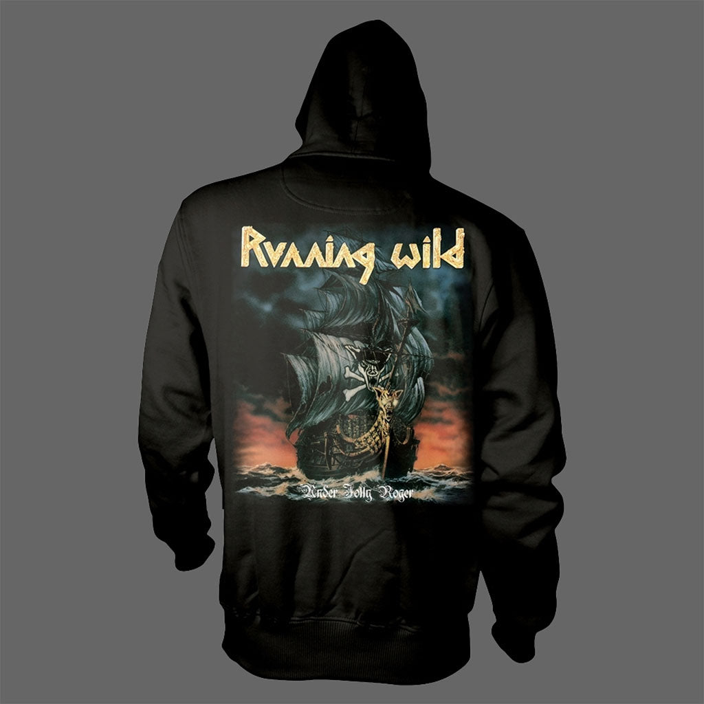 Running Wild - Under Jolly Roger (Hoodie)