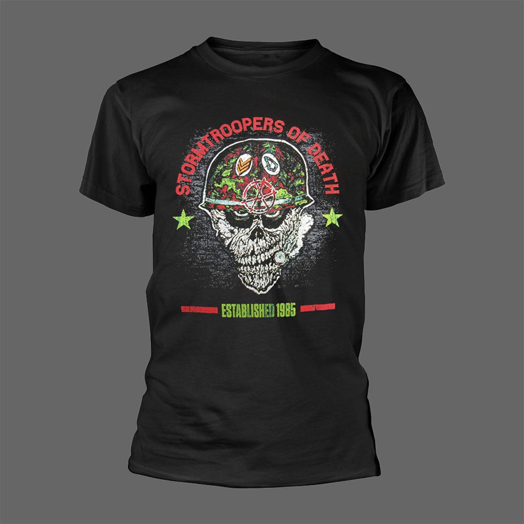 S.O.D. - Stormtroopers of Death: Established 1985 (T-Shirt)