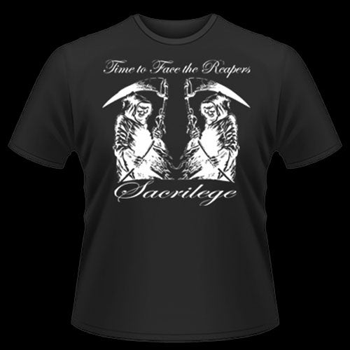 Sacrilege - Time to Face the Reaper (T-Shirt)