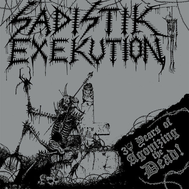 Sadistik Exekution - 30 Years of Agonizing the Dead (CD)
