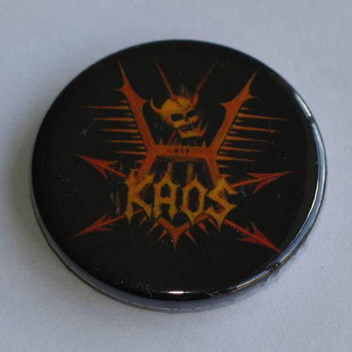 Sadistik Exekution - KAOS (Badge)