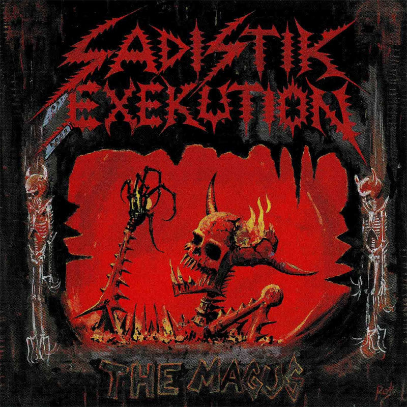 Sadistik Exekution - The Magus (2012 Reissue) (LP)