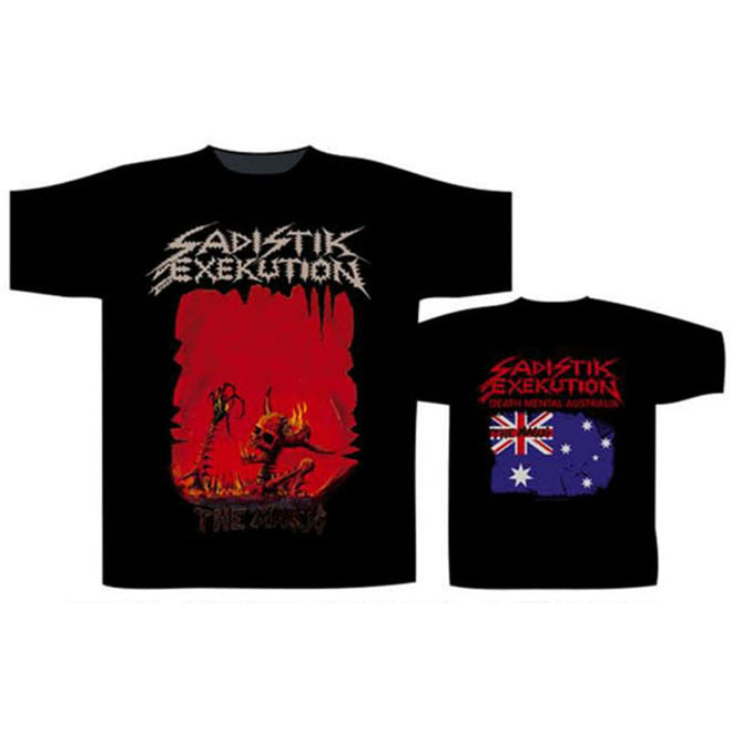 Sadistik Exekution - The Magus (T-Shirt)