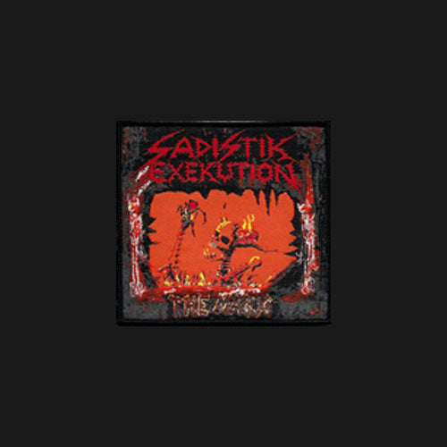 Sadistik Exekution - The Magus (Woven Patch)