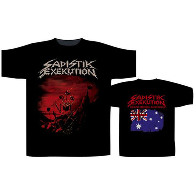 Sadistik Exekution - We are Death... Fukk You (T-Shirt)