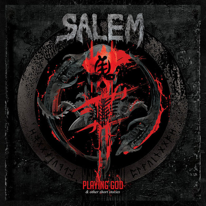 Salem - Playing God and Other Short Stories (CD)