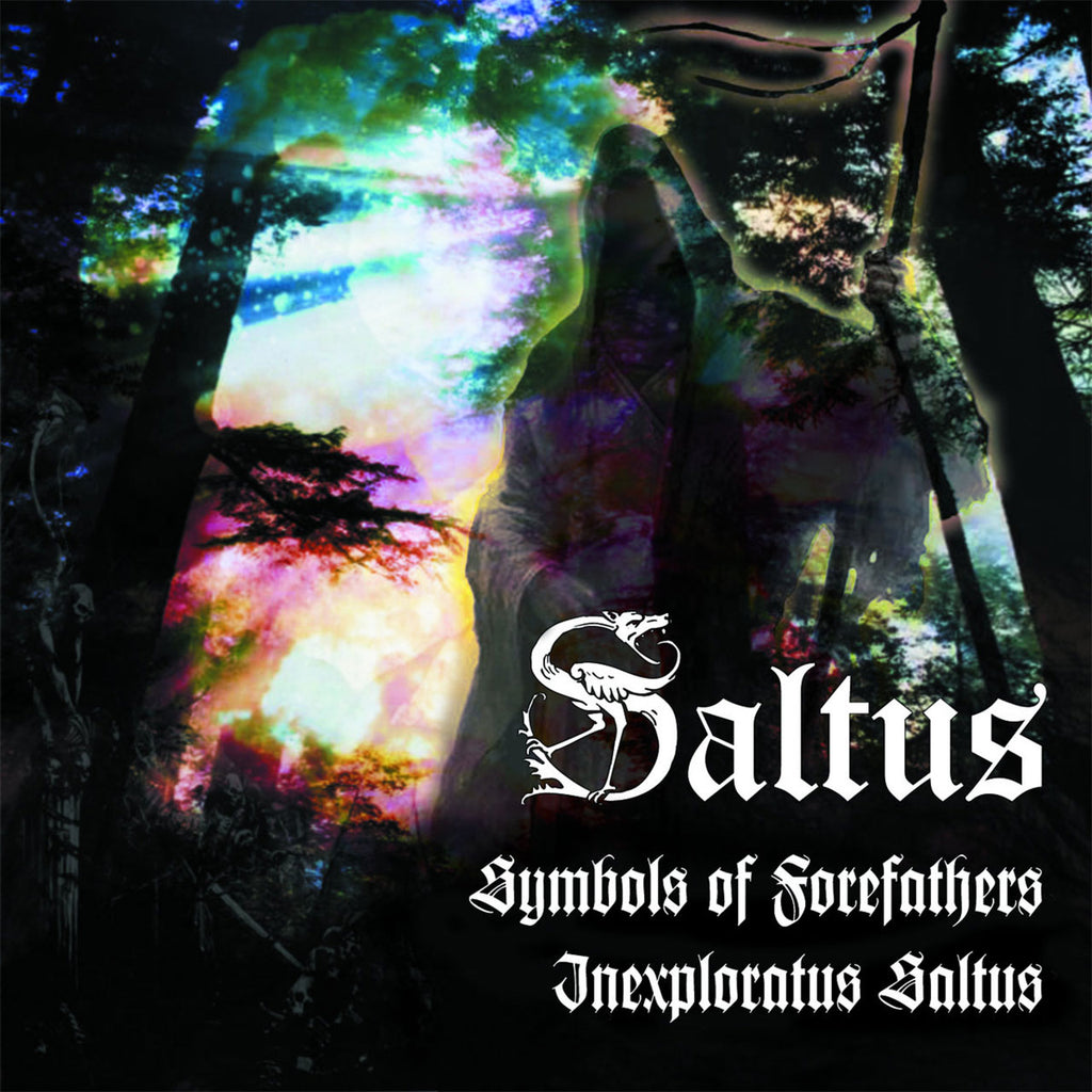 Saltus - Symbols of Forefathers / Inexploratus Saltus (CD)