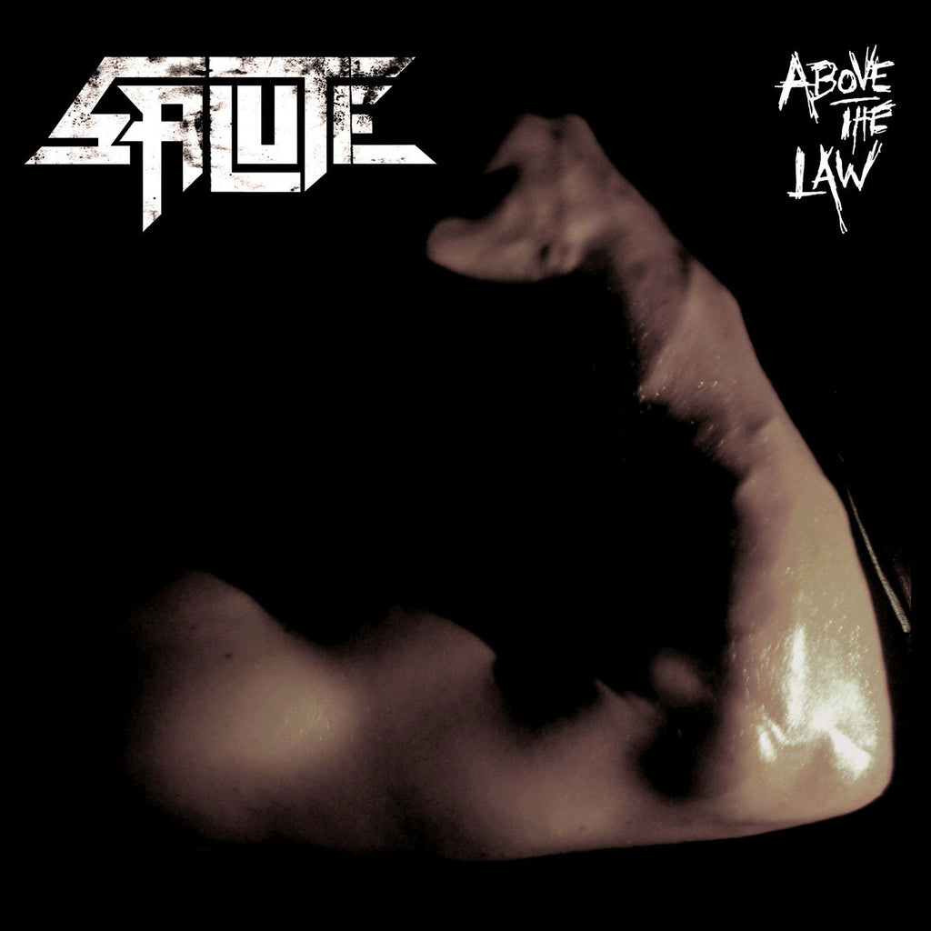 Salute - Above the Law (CD)
