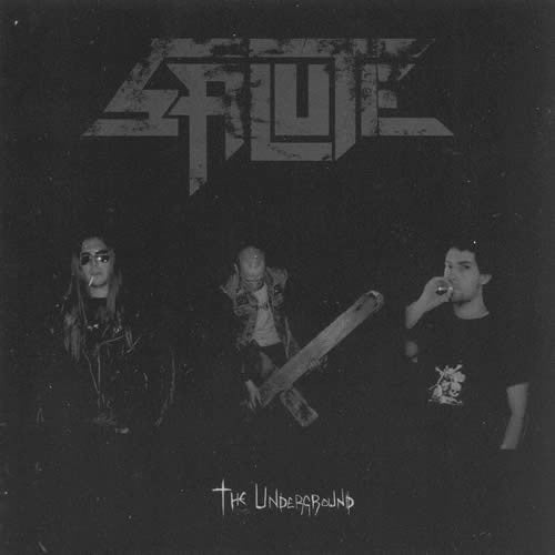 Salute - The Underground (CD)
