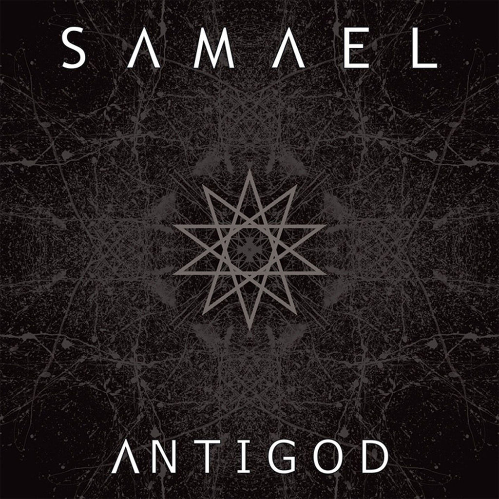 Samael - Antigod (Digipak CD)