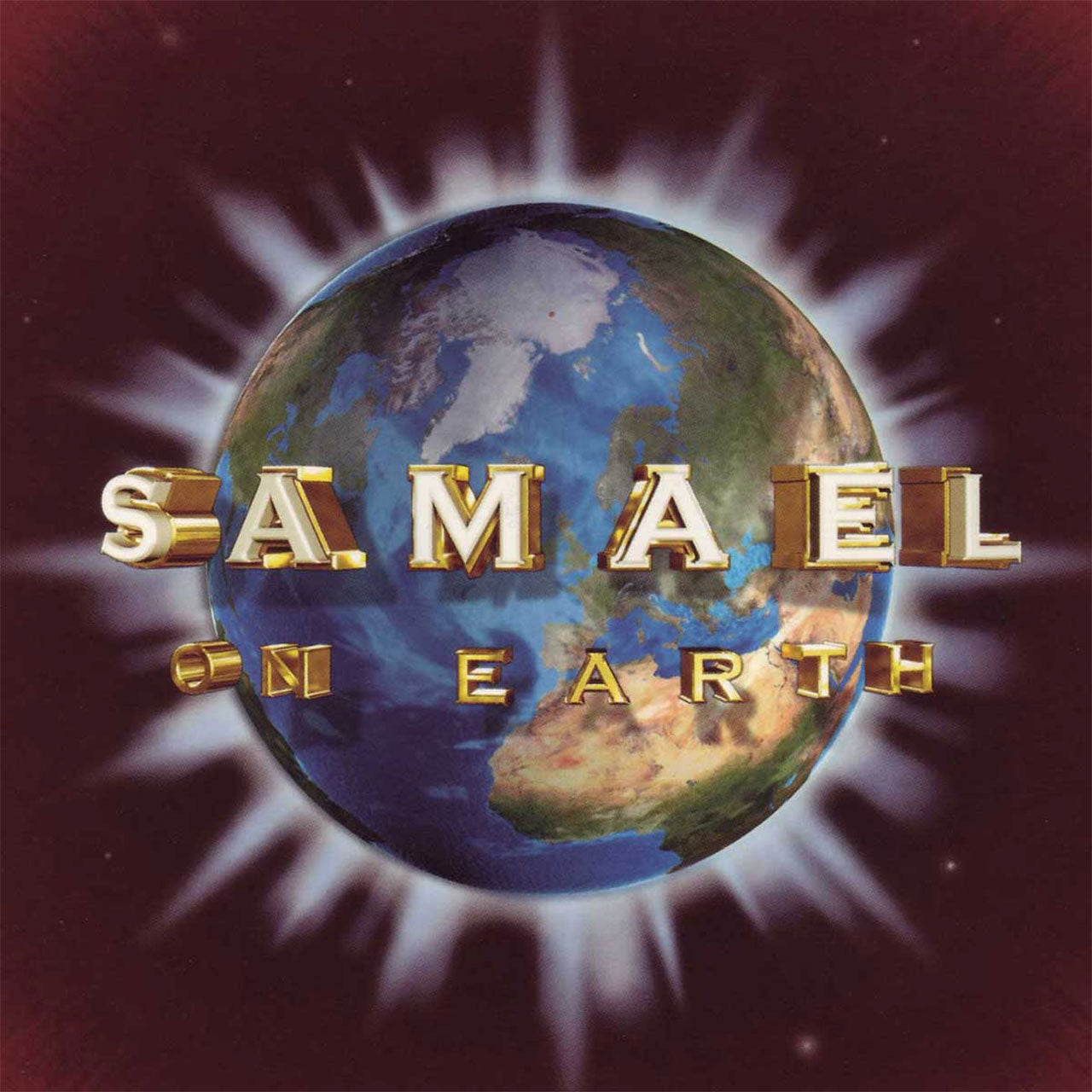 Samael - On Earth (Digipak CD)