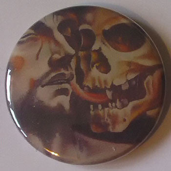 Sarcofago - Rotting (Badge)