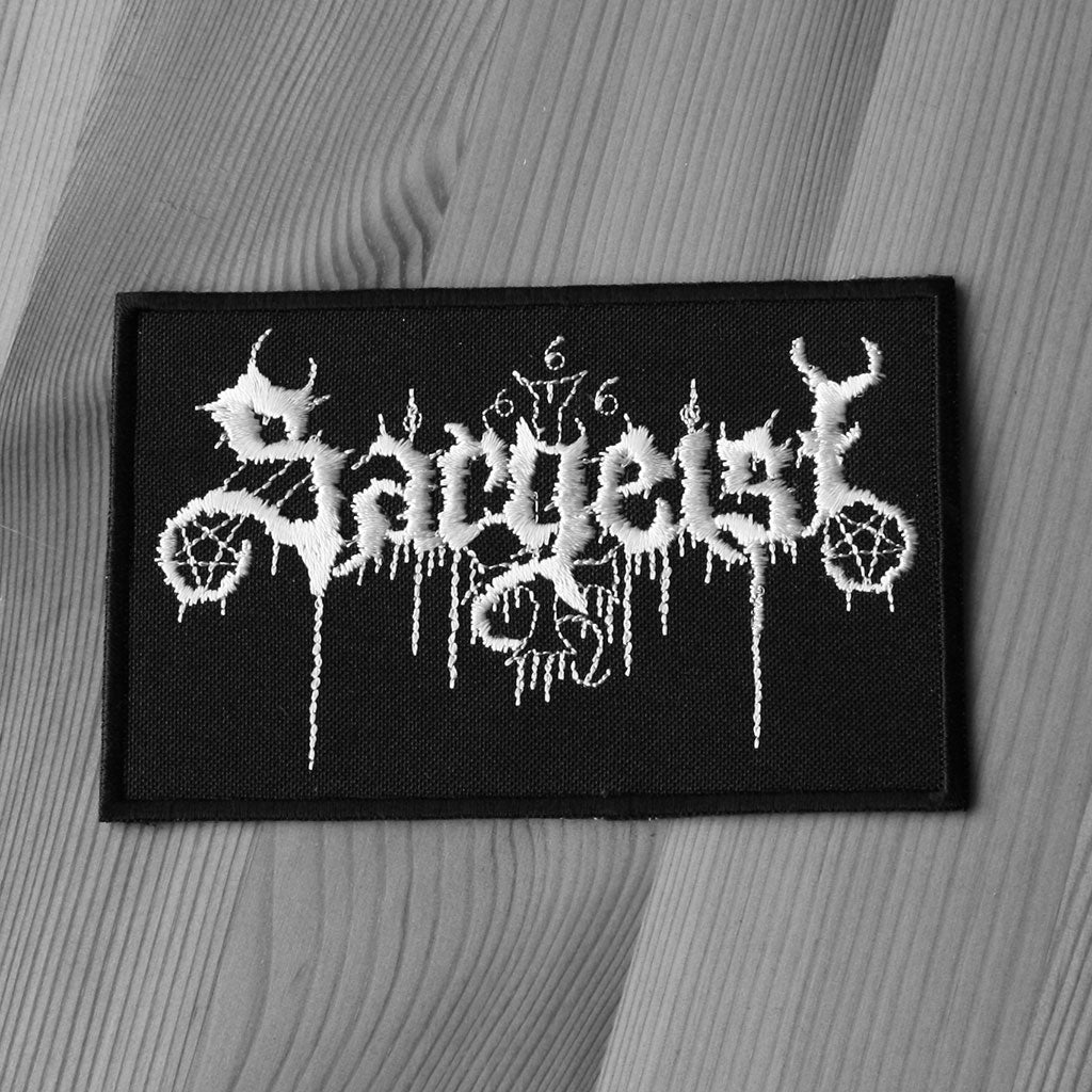 Sargeist - Logo (Embroidered Patch)