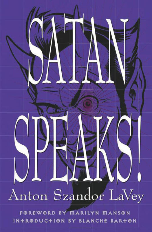 Satan Speaks (Paperback Book)