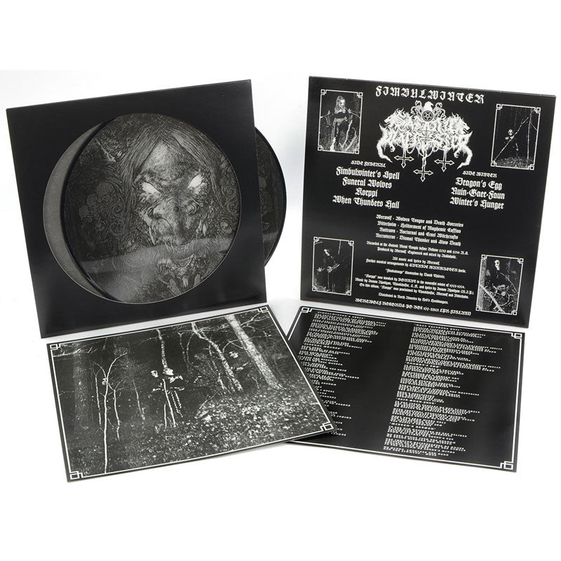 Satanic Warmaster - Fimbulwinter (Picture Disc LP)