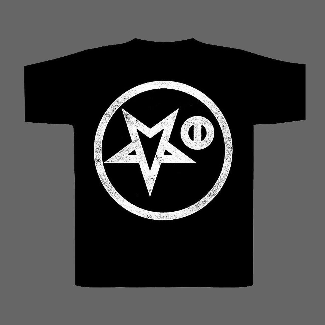 Satanic Warmaster - Logo & Shield (T-Shirt)