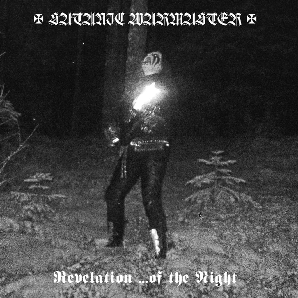 Satanic Warmaster - Revelation ...of the Night (CD)