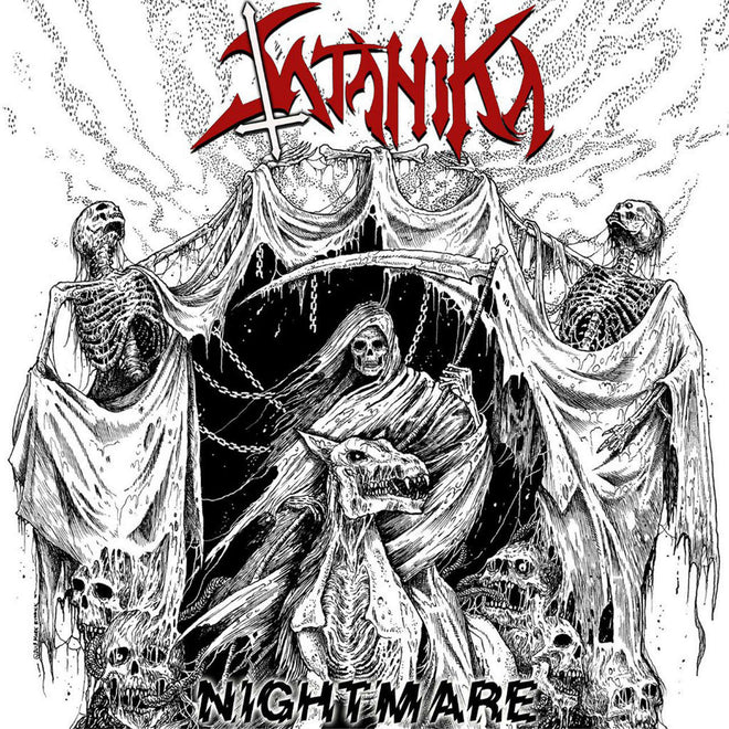 Satanika - Nightmare (LP)
