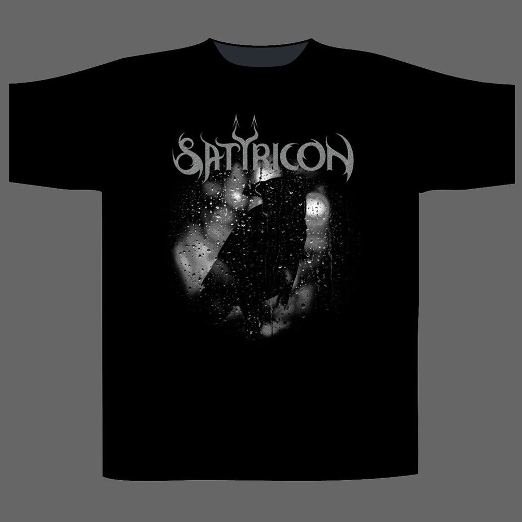 Satyricon - Crow / Skull (T-Shirt)