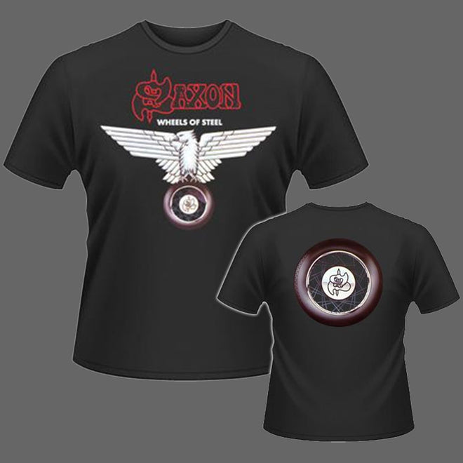 Saxon - Wheels of Steel (T-Shirt)