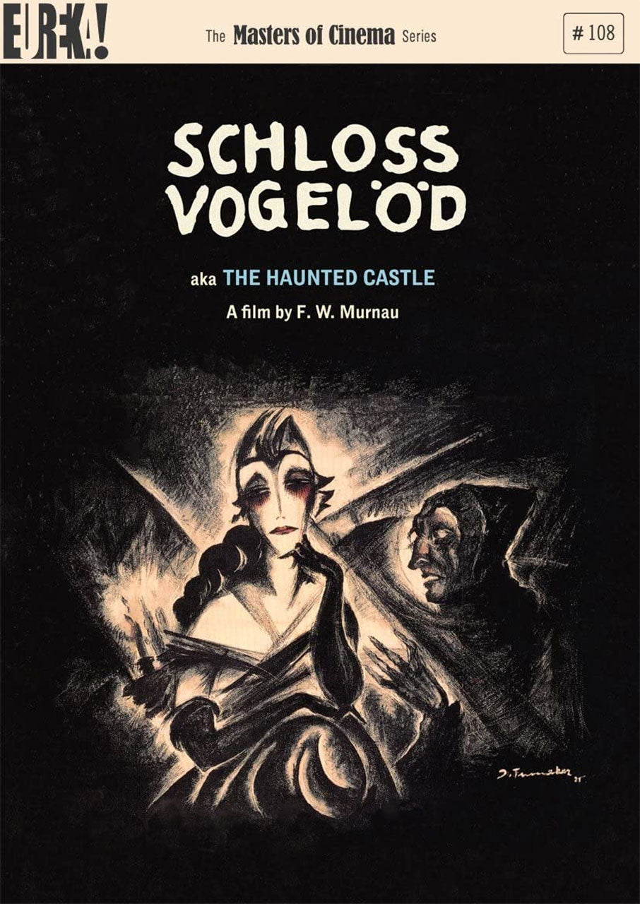 Schloss Vogelod (The Haunted Castle) (1921) (DVD)