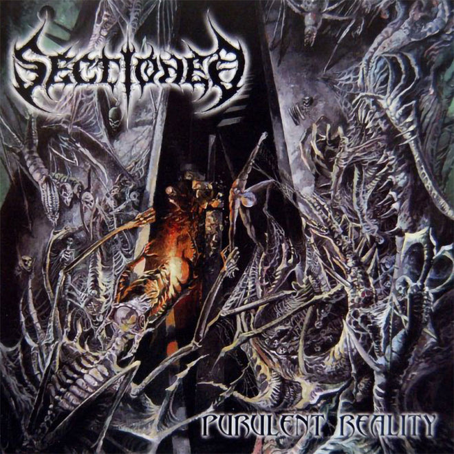 Sectioned - Purulent Reality (CD)