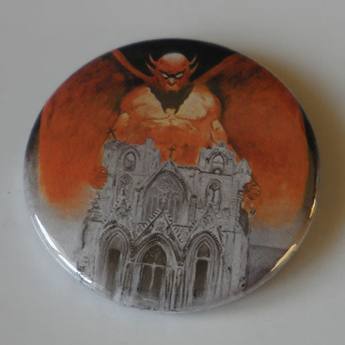 Sepultura - Bestial Devastation (Badge)