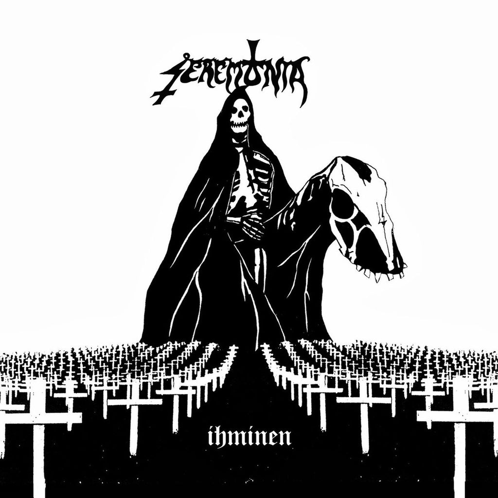 Seremonia - Ihminen (CD)