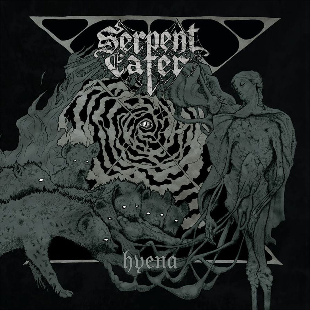 Serpent Eater - Hyena (CD)