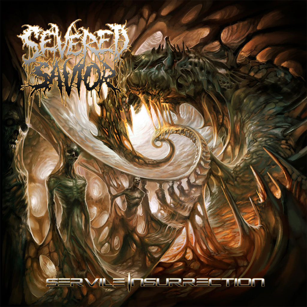 Severed Savior - Servile Insurrection (CD)