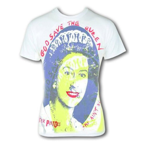 Sex Pistols - God Save the Queen (Save Her) (T-Shirt)