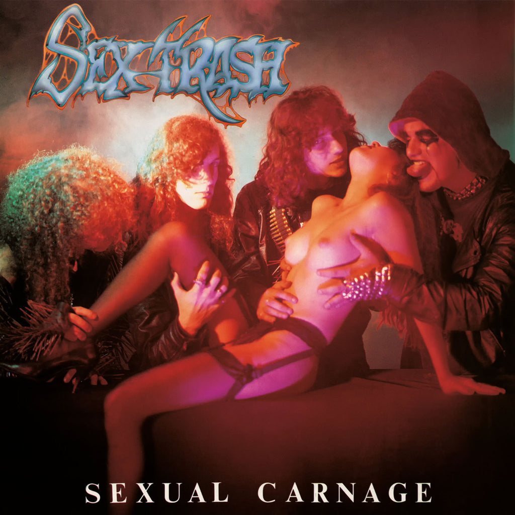 Sextrash - Sexual Carnage (2015 Reissue) (Digipak CD)