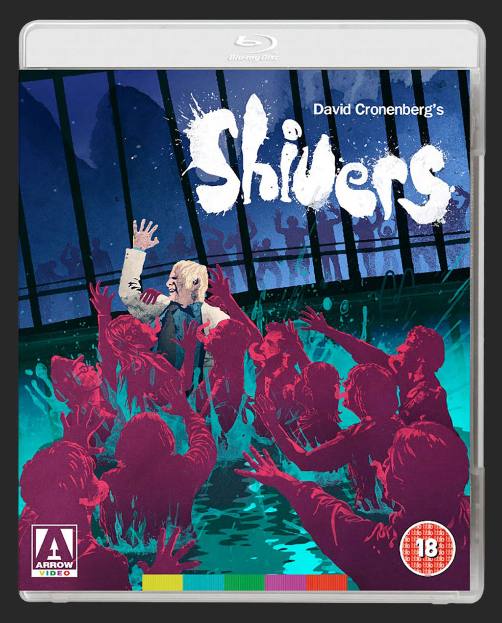 Shivers (1975) (Blu-ray)