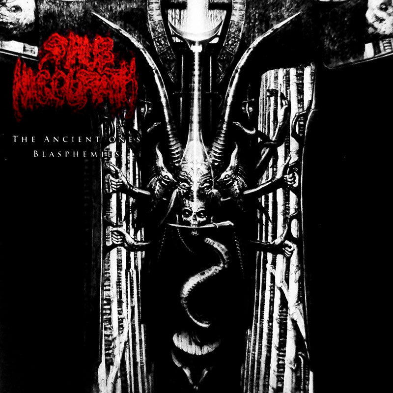 Shub Niggurath - The Ancient Ones Blasphemies (2013 Reissue) (CD)