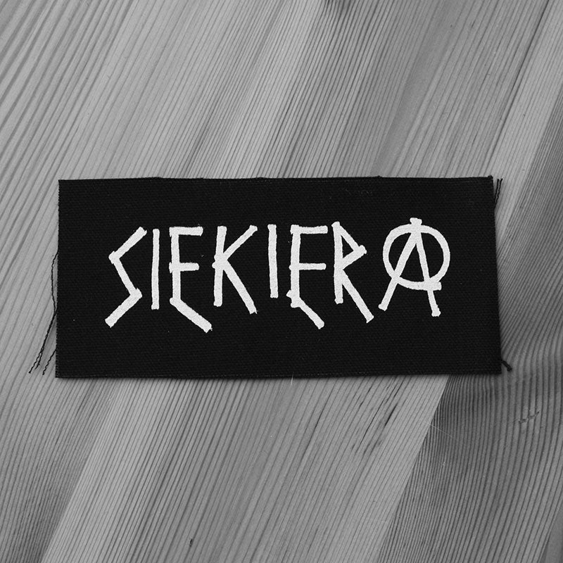 Siekiera - Logo (Printed Patch)