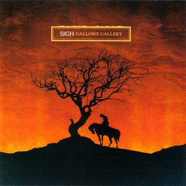 Sigh - Gallows Gallery (CD)