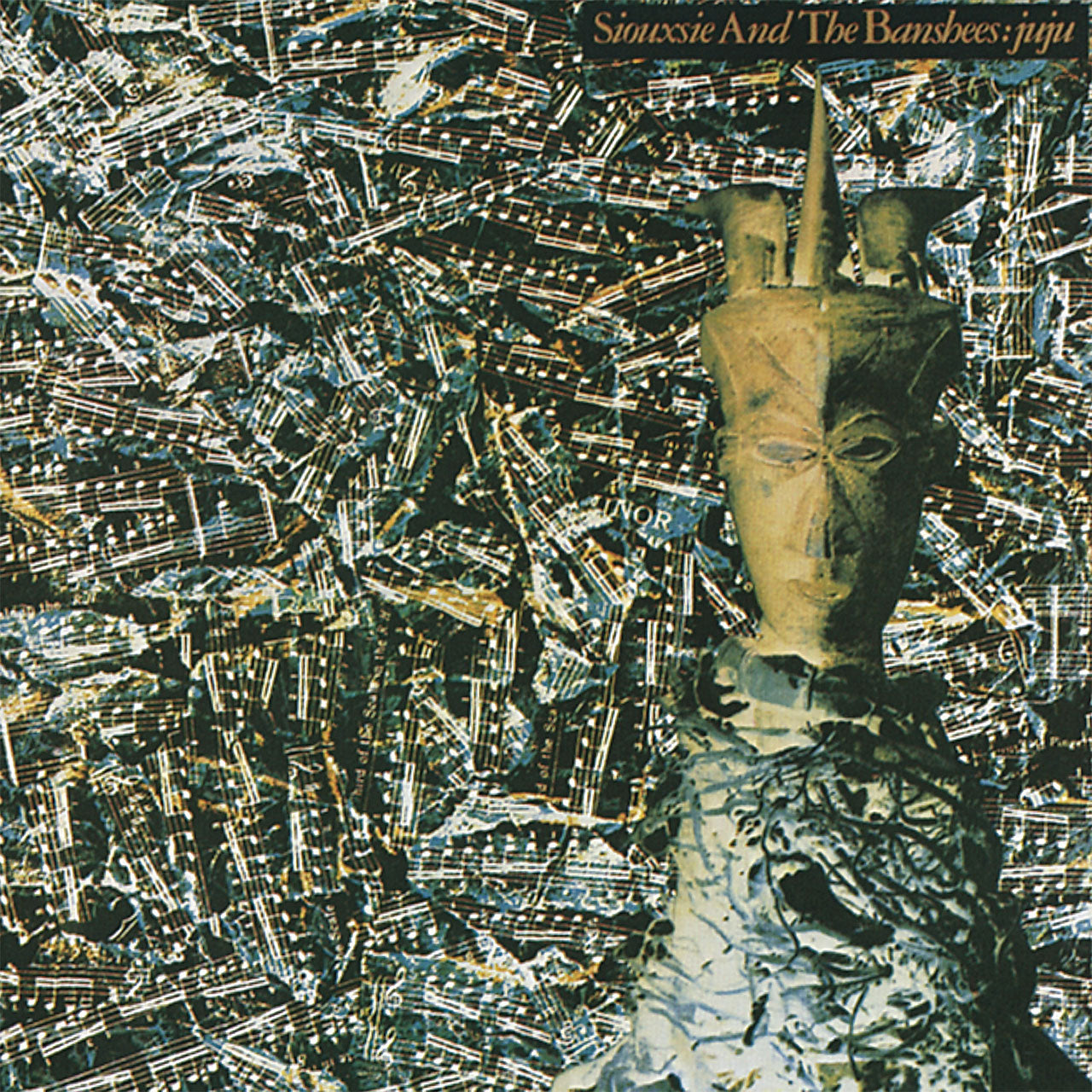 Siouxsie and the Banshees - Juju (CD)