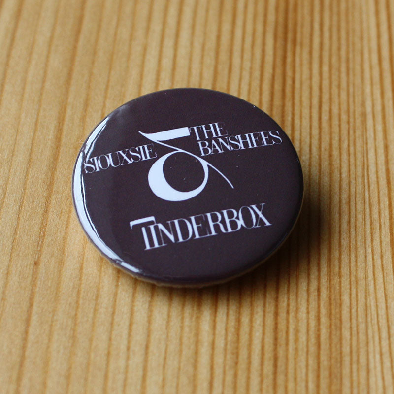 Siouxsie and the Banshees - Tinderbox (Badge)