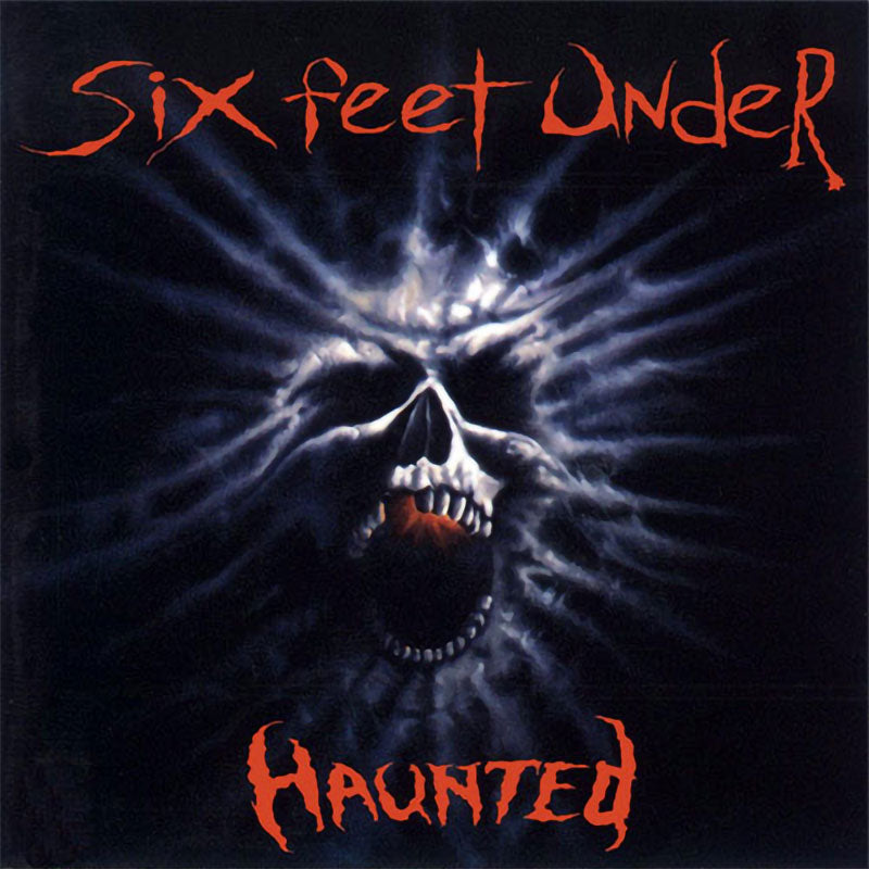 Six Feet Under - Haunted (CD)