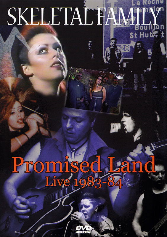 Skeletal Family - Promised Land (Live 1983-84) (DVD)