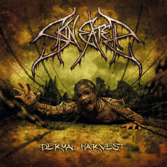 Skineater - Dermal Harvest (CD)